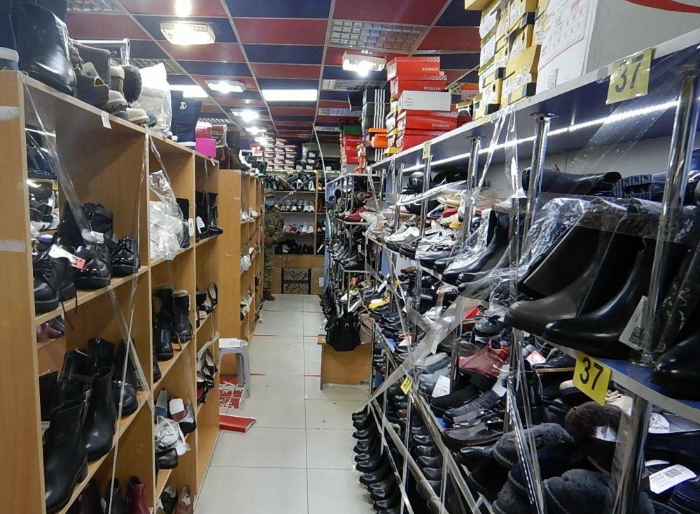 В одном из магазинов Симферополя выявили обуви без маркировки на 15,7 млн рублей
