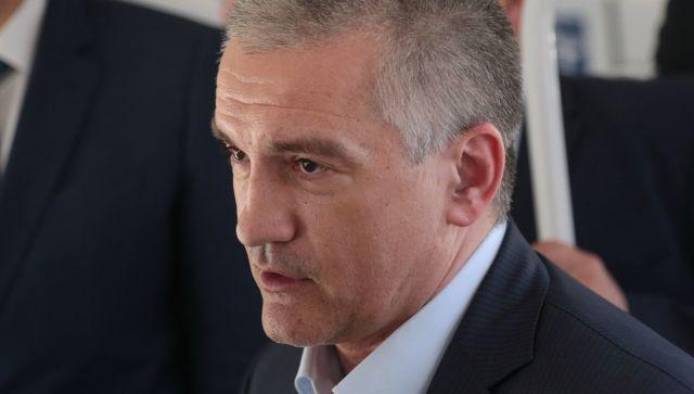 Аксенов рассказал об ужесточении графиков подачи воды в Симферополе