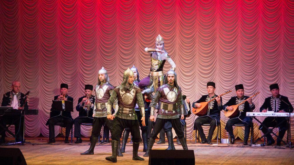 Крымскотатарский фольклорный ансамбль «Крым» отмечает 30-летний юбилей
