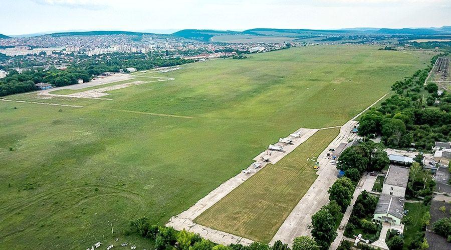 Застройка аэродрома Заводское в Симферополе принесет 75 млрд руб инвестиций