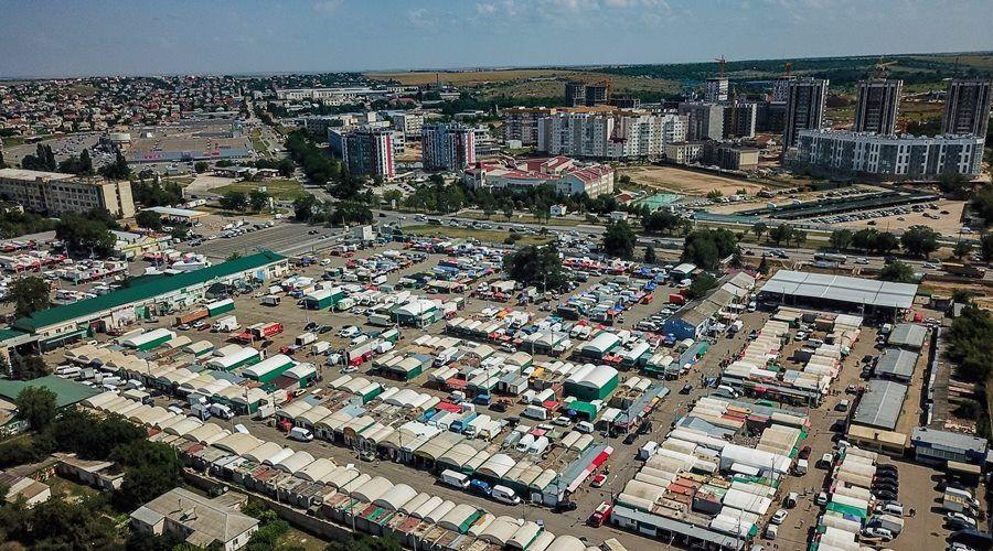 Власти обяжут собственника симферопольского «Привоза» оборудовать остановку