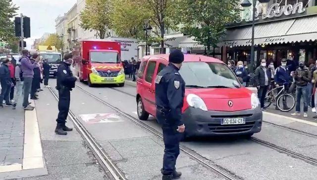 Убийство людей возле церкви в Ницце: что известно на данный момент