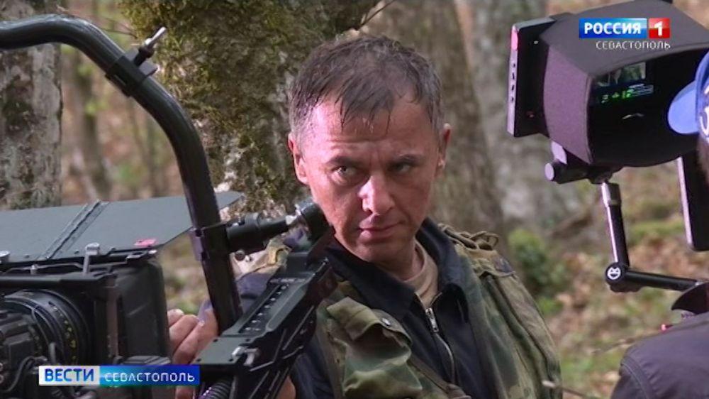 В Севастополе снимают фильм о Герое России Олеге Пешкове