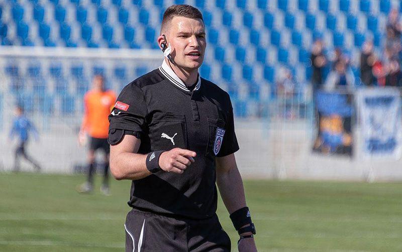 Напавший на ялтинского арбитра Богдана Головко сотрудник ФК «Ахмат» понес наказание