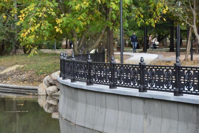 Архитектор назвал основные недочёты реконструкции набережной Симферополя