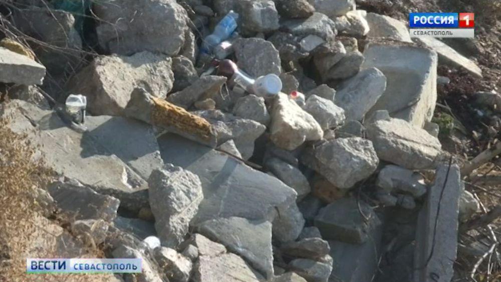 В Севастополе ликвидировали 24 несанкционированные свалки
