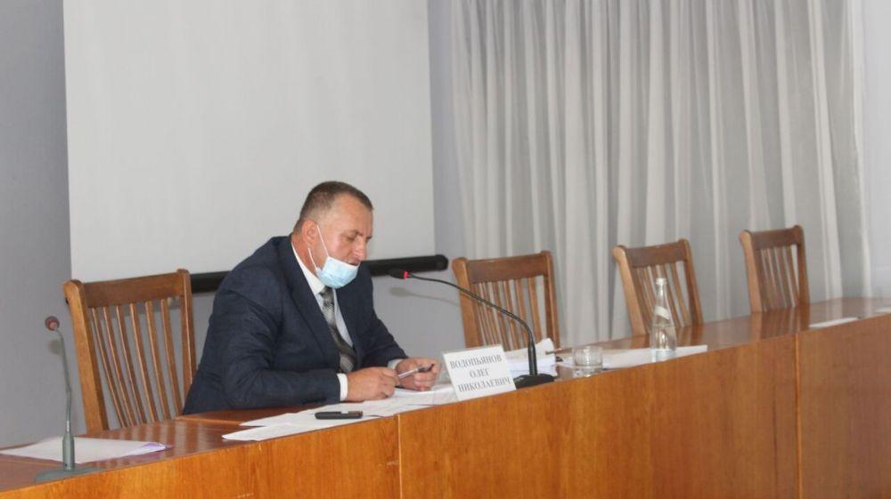 29 октября 2020 года состоялось очередное заседание 17 сессии Ленинского районного совета второго созыва