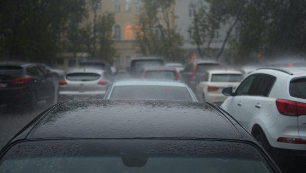 Резкое похолодание и ливни ожидаются в Крыму на выходных