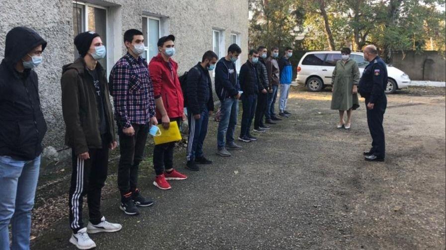 В Кировском районе продолжается осенний призыв в ряды Российской армии