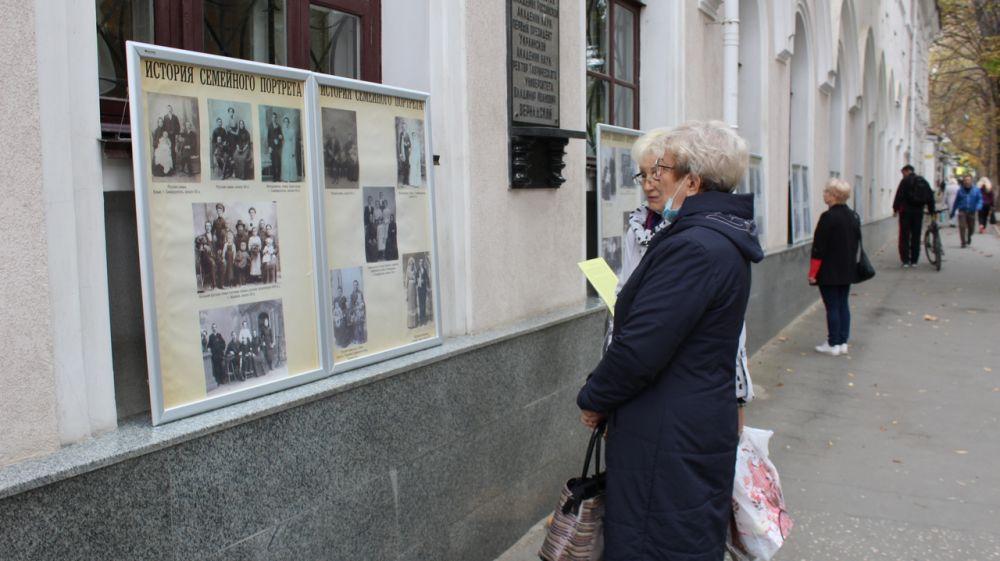 Фотовыставка «Мир семьи от «А» до «Я» прошла в Крымском этнографическом музее