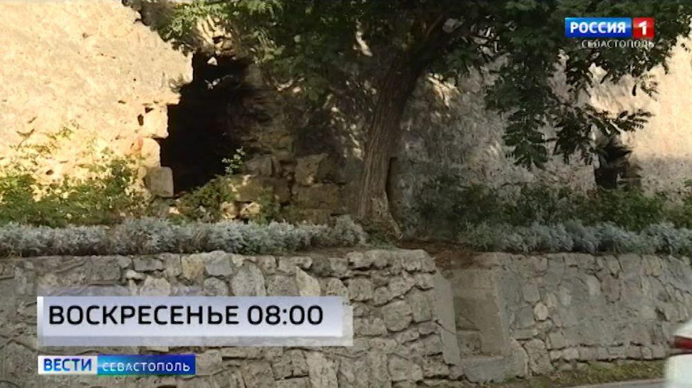 Кому принадлежат подземные галереи в центре Севастополя
