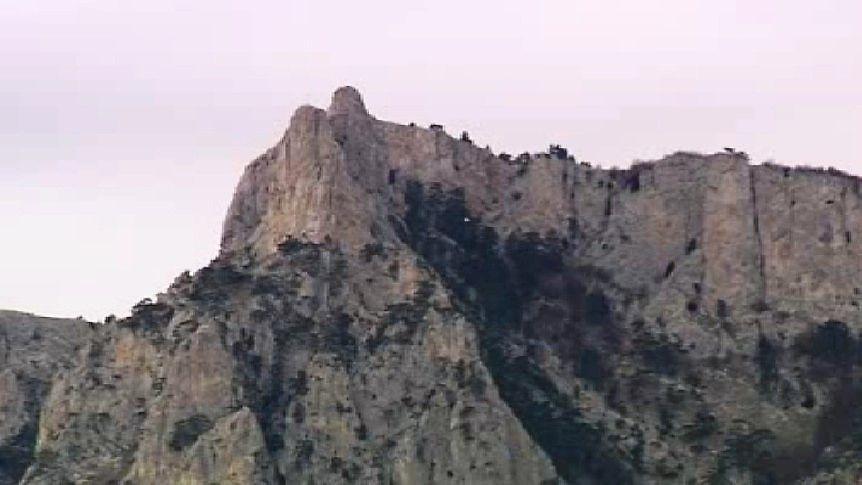 На плато Ай-Петри в Крыму обнаружили нарушителей