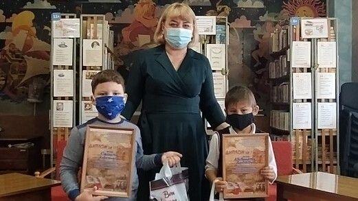 МКУК «Белогорская централизованная библиотечная система» подведены итоги творческих онлайн-конкурсов