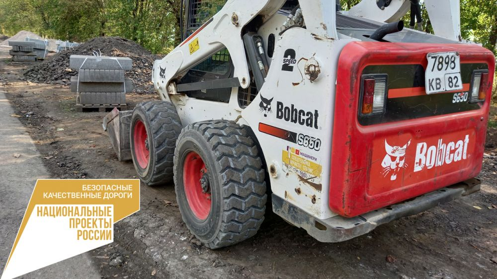 По ремонту дорог в Симферополе и Симферопольском районе нарушения не выявлены