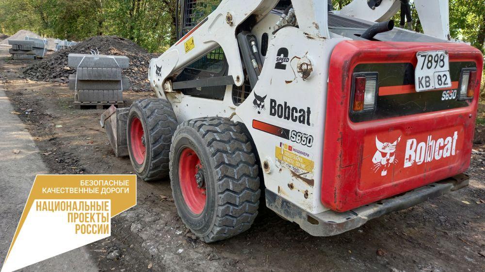 В Симферополе и районе не выявлены нарушения по ремонту дорог в рамках нацпроекта