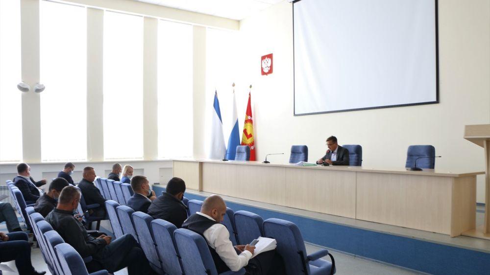 29 октября прошла 27 сессия Судакского городского совета второго созыва