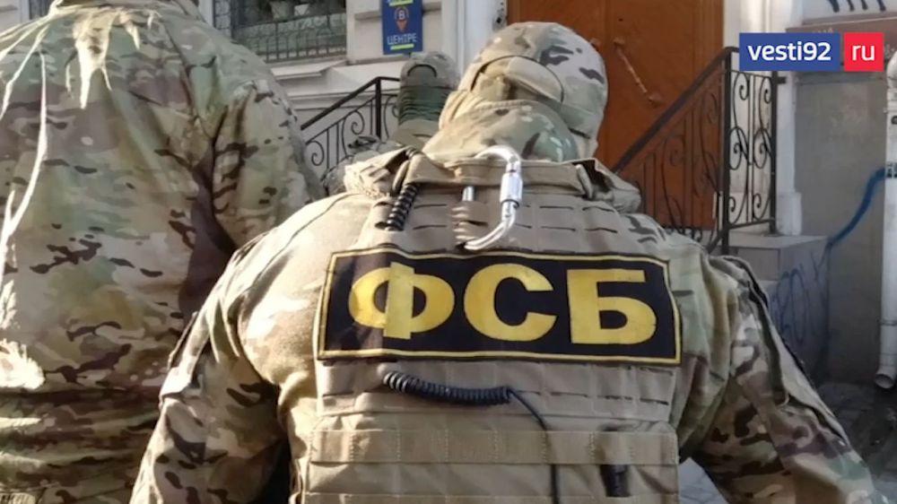 В Белогорском районе Крыма сотрудники ФСБ задержали двух наркоторговцев