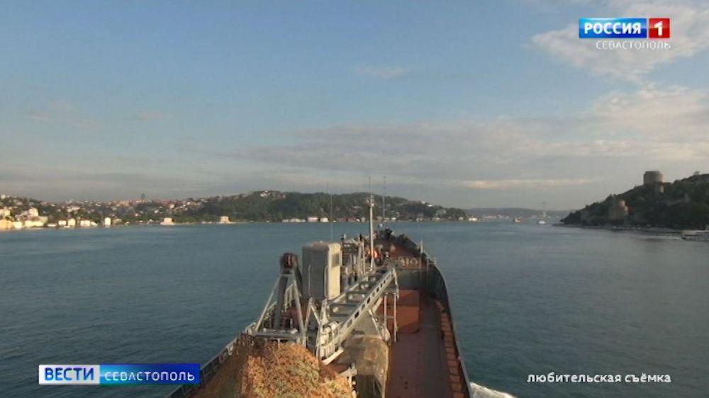 В Севастополе отмечают День моряков-надводников