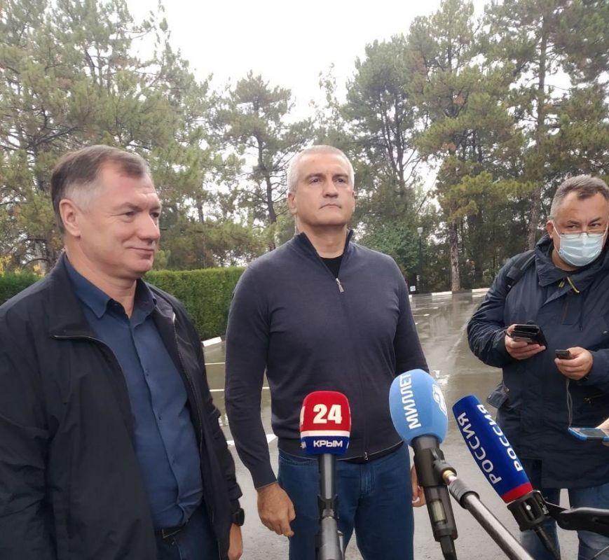 Хуснуллин рассказал, как в Крыму потратят 48 млрд выделенные на водоснабжение