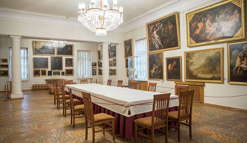 «Ночь искусств-2020»: что готовит художественный музей в Симферополе