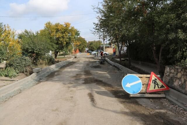 До конца года в Симферополе отремонтируют 37 дорог
