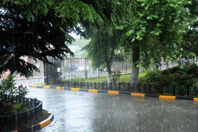 В ближайшие два дня Симферополь будет заливать дождями