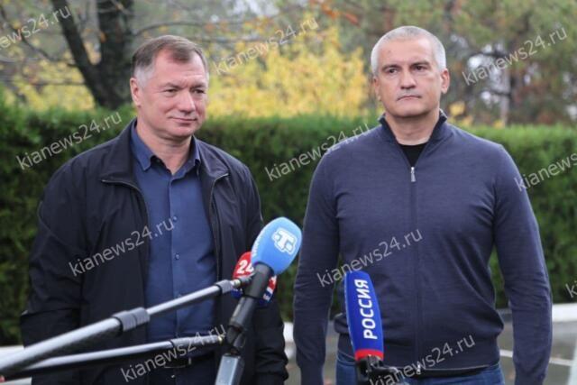 Сергей Аксёнов рассказал, сколько будет стоить опресненная вода в Крыму