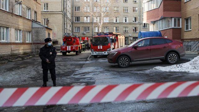 Пожар и взрыв в больнице Челябинска: что известно на данный момент