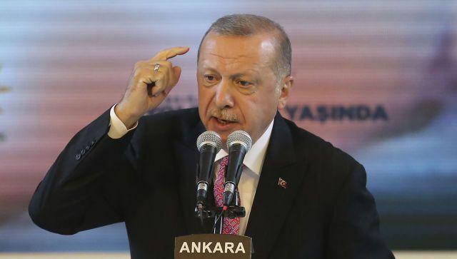 """""""Это нелепо"""": историк о претензиях Эрдогана на Крым"""
