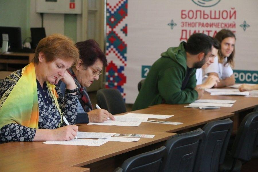 В Севастополе состоится Большой этнографический диктант