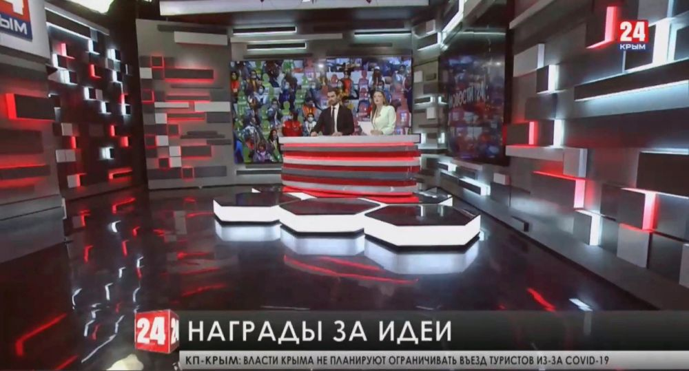 Финалисты всероссийского конкурса «Большая перемена» представили свои проекты в «Артеке»