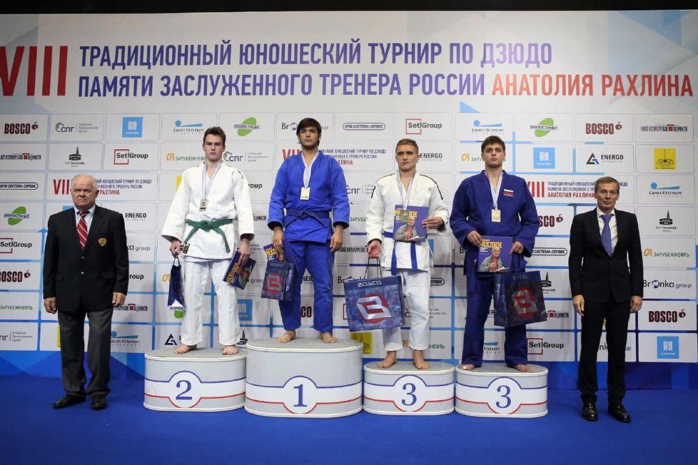 Ялтинские дзюдоисты выиграли медали в Санкт-Петербурге и Красноярске