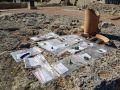 На территории Херсонеса обнаружены новые артефакты