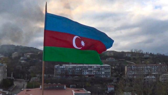 Российский вертолет сбили военные Азербайджана – заявление Баку