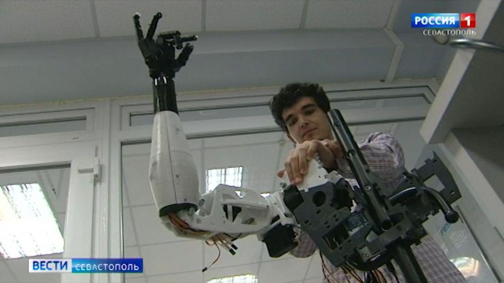 Ученые Севастополя просто рассказали о сложных инновационных проектах