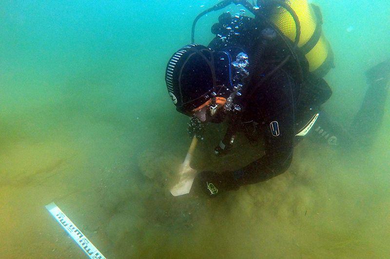 СевГУ подготовил учебник и онлайн-курс по подводной археологии