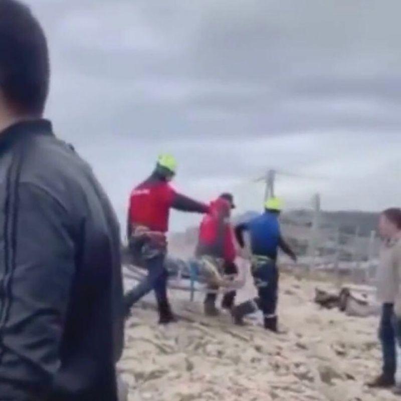 В Крыму мужчина упал с вершины Ай-Петри