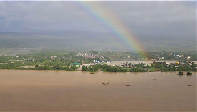 """Ослаб до тропической депрессии: что известно о тайфуне """"Вамко"""""""
