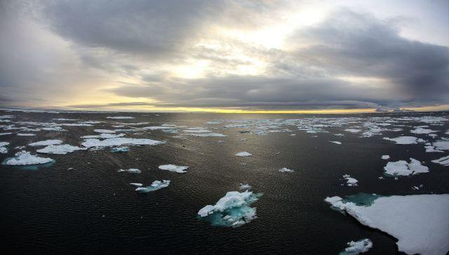 Спасатель из Британии отправится в одиночное путешествие в Арктику