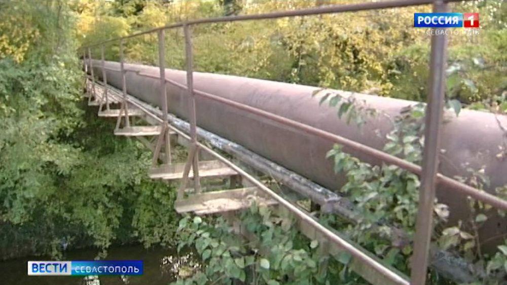В Севастополе жители просят разрешения самостоятельно отремонтировать мост