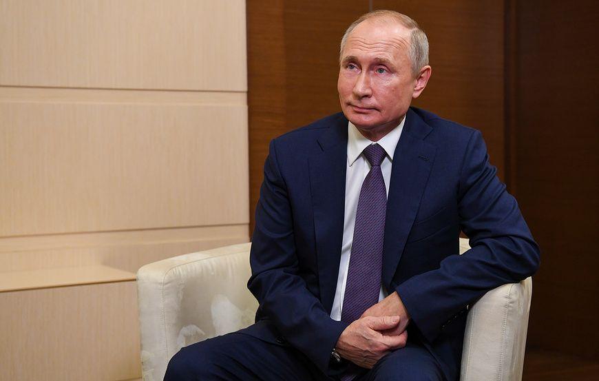 Путин заявил, что статус Нагорного Карабаха будет определен в будущем