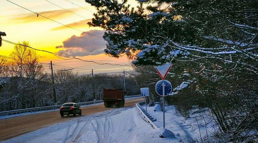 Мокрый снег и ливни придут в Крым