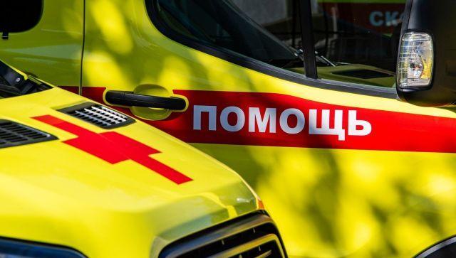 Жуткое ДТП в Крыму: пострадали врачи скорой и беременная женщина