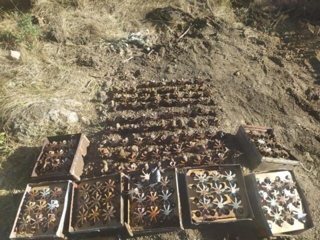 За один день в Крыму обезвредили свыше 80 бомб