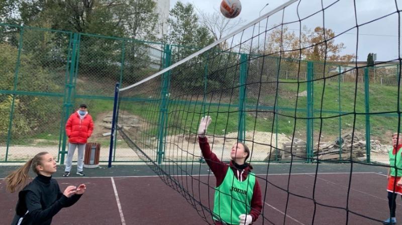 В Севастополе состоялись первые игры очередного этапа дворовой Спартакиады «Двор-Спорт-2020»