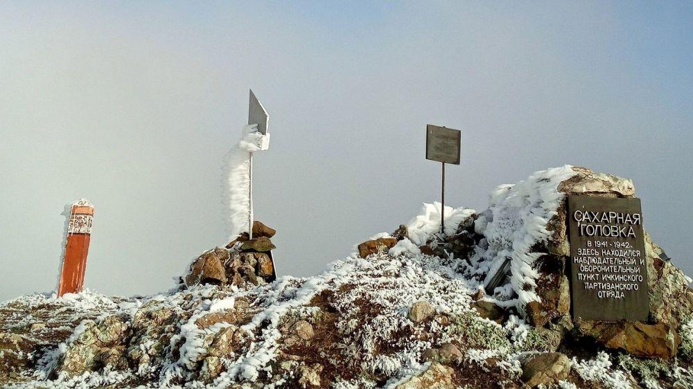 В Крыму ожидаются мокрый снег и гололедица