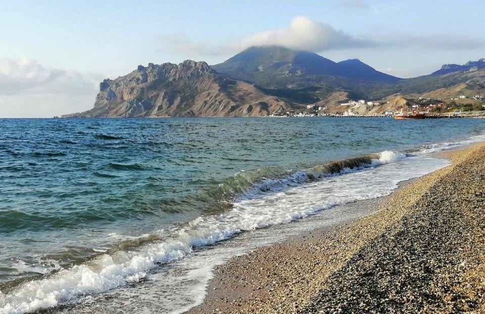 Погода в Крыму на 23 ноября: без осадков и тепло до +11