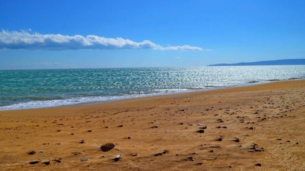 Что показало экологическое обследование «Золотого пляжа» Феодосии