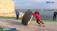 В Севастополе выбрали самых сильных атлетов в стране