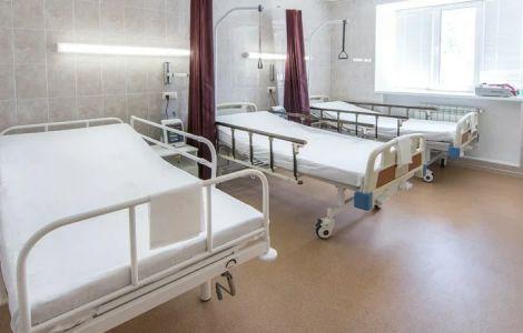 В больницах Севастополя осталось 79 свободных коек для больных коронавирусом